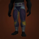 Bloodthirsty Gladiator's Silk Trousers Model