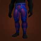 Trial-Fire Trousers Model