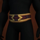 Chillbane Belt Model
