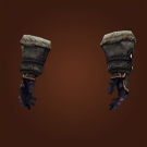 Winterfrost Leather Gloves Model