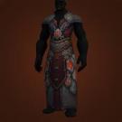 Wild Gladiator's Ringmail Armor, Warmongering Gladiator's Ringmail Armor Model