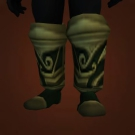 Boots of Septic Wounds, Boots of the Escaped Captive, Rainey's Chewed Boots Model