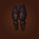 Tyrannical Gladiator's Chain Leggings Model