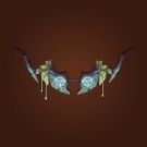 Vinewrapped Bow, Creeperclaw Bow, Talon Guard Bow Model