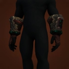 Tyrannical Gladiator's Copperskin Gloves, Tyrannical Gladiator's Ironskin Gloves, Tyrannical Gladiator's Copperskin Gloves, Tyrannical Gladiator's Ironskin Gloves Model