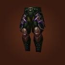 Cataclysmic Gladiator's Leather Legguards Model