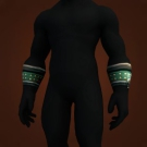 Serpentskin Bracers, Indomitable Armguards Model