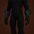 Dreadful Gladiator's Dreadplate Gauntlets, Crafted Dreadful Gladiator's Dreadplate Gauntlets Model