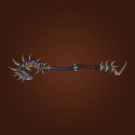 Wrathful Gladiator's Focus Staff Model
