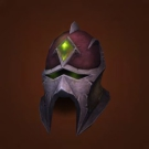 Brutal Gladiator's Dragonhide Helm Model