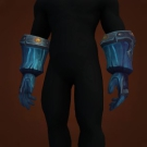 Flash Freeze Gauntlets, World Keeper's Gauntlets Model