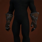 Ruthless Gladiator's Leather Gloves, Ruthless Gladiator's Leather Gloves Model