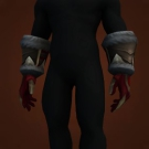 Bloodstained Ravager Gauntlets Model