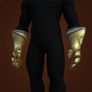 Spiritualist's Gauntlets, Forgotten Peacekeeper Gauntlets Model