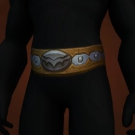 Vicious Embersilk Belt Model