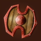 Cutthroat's Buckler, Merciless Shield Model