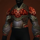 Deadly Gladiator's Ringmail Armor, Deadly Gladiator's Mail Armor, Deadly Gladiator's Linked Armor Model
