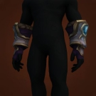 Stonewarper Wraps, Arcanoshatter Gloves Model