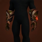 Thalassian Ranger Gauntlets Model