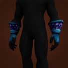 Outrunner's Gloves Model