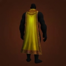 Cloak of the Golden Hive, Shivering Healer's Cloak, Saboteur's Wrap, Shroud of Dedicated Research, Ancient Dragon Spirit Cape Model