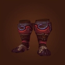 Venomtail Boots Model