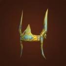 Replica Lieutenant Commander's Diadem, Replica Lieutenant Commander's Satin Hood Model