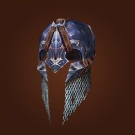 Magispike Helm, Scaled Jormungar Protector Model