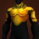 Captain's Breastplate Model