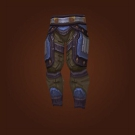 Leggings of the Thousand Needles, Leggings of the Thousand Needles Model