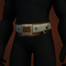 Nigh-Invulnerability Belt Model