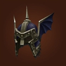 Tempered Titansteel Helm, Titan-Forged Plate Helm of Triumph, Helm of the Violent Fray Model