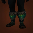 Dreadful Gladiator's Warboots of Cruelty, Crafted Dreadful Gladiator's Warboots of Cruelty Model