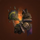Valorous Worldbreaker Spaulders Model