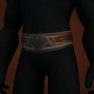 Flamescale Belt Model