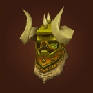 Scabrous-Hide Helm, Overcast Headguard Model
