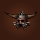 Helm of Towering Rage, Skullcage of Eternal Terror, The Crusader's Resolution, Helm of Command, Planetary Helm Model