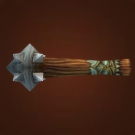 Stonesplinter Mace, Grove Keeper's Branch Model
