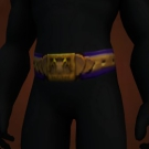 Windwalker's Sash Model