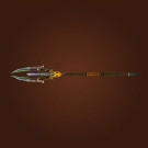 Halberd of Desolation Model