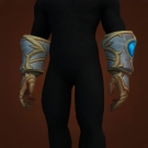 Vicious Gladiator's Scaled Gauntlets, Vicious Gladiator's Ornamented Gloves Model
