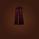 Hero's Cape, Telaar Courier's Cloak, Serpent Spirit's Drape Model