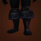 Vicious Leather Boots Model