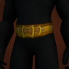 Fitzsimmons' Belt, Pilfered Kaldorei Belt, Shadumbra's Wrath, Daltry's Belt, Belt of the High Shaman, Belt of the High Shaman, Hyena Hide Belt Model