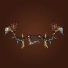 Drakkari Hunting Bow Model