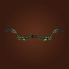 Serpent Spine Longbow Model
