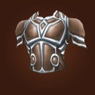 Breastplate of Blade Turning, Unscarred Breastplate Model