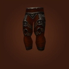 Greaves of Splendor, Vicious Pyrium Legguards Model