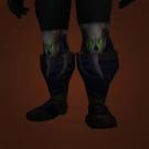 Nyn'jah's Tabi Boots, Timeworn Shadowtooth Boots Model
