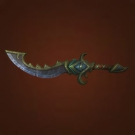 Horrifying Meatsaw, Siege-Captain's Scimitar, Siege-Captain's Scimitar Model